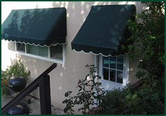 Green Awning photo